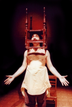 <b>DIARY OF A MADMAN</b> <br/>adapted & performed